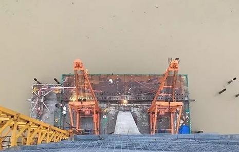 鼎强聚丙烯纤维案例--【福建】厦漳项目部西溪主桥