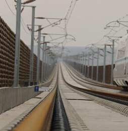 鼎强案例-兰新铁路
